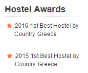 Best Hostel in Greece 2015+2016